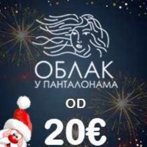 Pivnica Oblak u pantalonama Nova godina