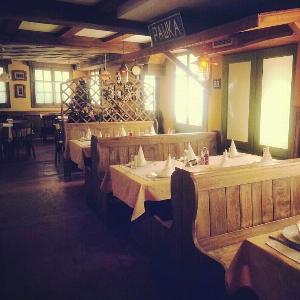 Restauran Stara Raska Belgrade