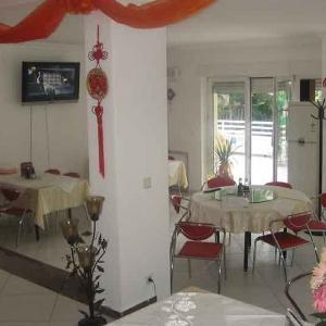 Chin Chin Quan Ju de restoran
