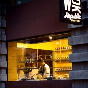 Restoran Wok Republic