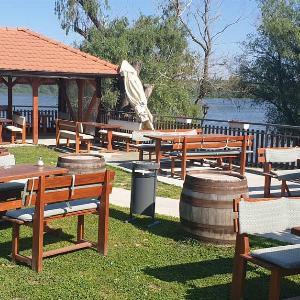 Dunavska terasa, restoran Dunavska terasa, Dunavska terasa Višnjica