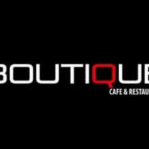 Restaurant Boutique 3, New Belgrade
