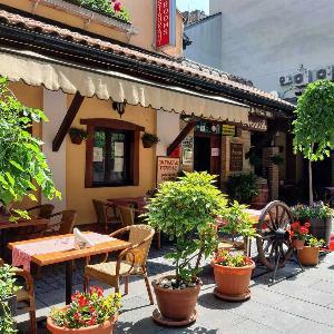 restaurant Mikan, Mikan Belgrade