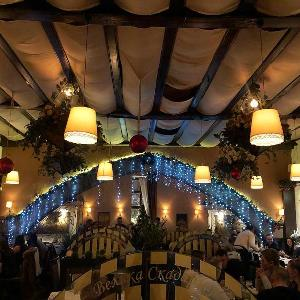 Restoran Velika Skadarlija Beograd