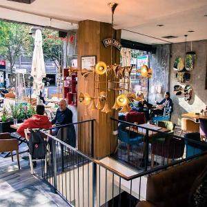 bistro jazz caffe