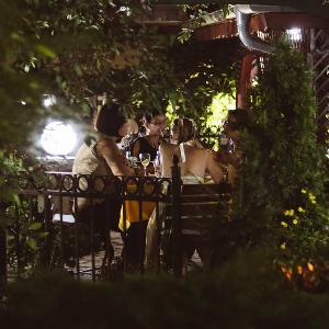Balasevic garden