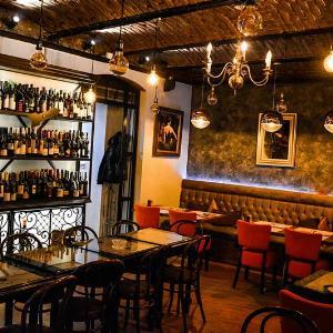 Mama's bistro Belgrade