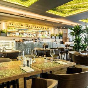 Restaurant City Garden Belgrade