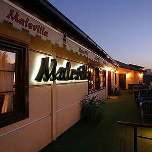 Restoran Malevilla rezervacije