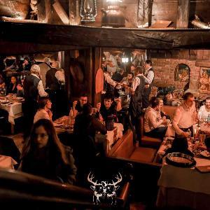 Restoran Dva Jelena Skadarlija