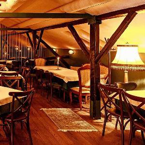 Restoran Zlatni bokal Skadarlija