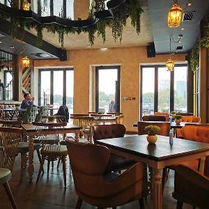 Restoran Nebo i zemlja Beograd