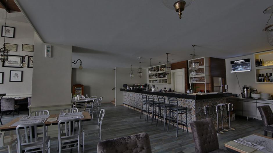 Restoran Sofa