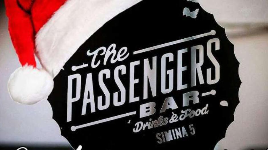 passengers bar docek nove godine