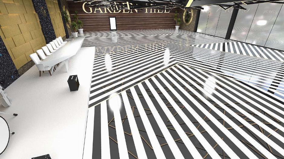 Garden Hill Nova godina