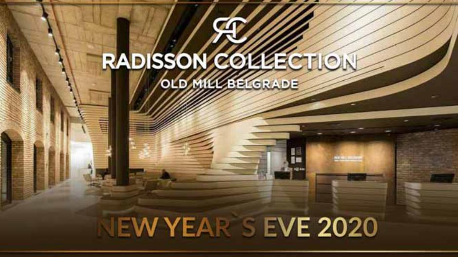 hotel radisson nova godina