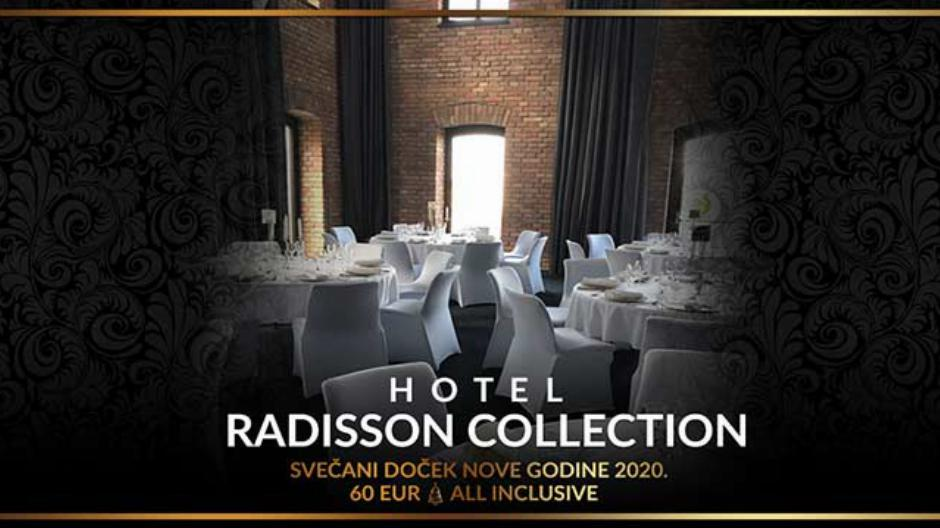hotel radisson new year