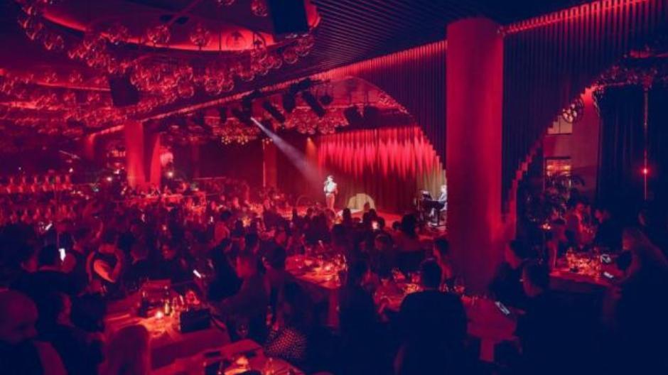 Klub Lafayette Nova godina