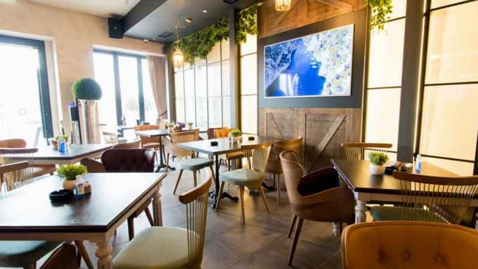 restoran nebo i zemlja nova godina
