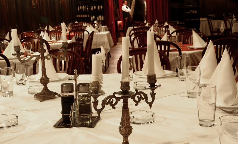 Restoran Dva Jelena za proslave