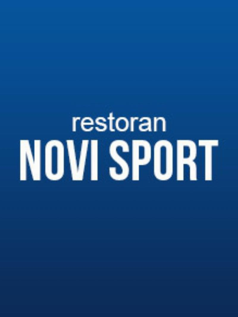 Restoran Novi Sport Doček Nove godine