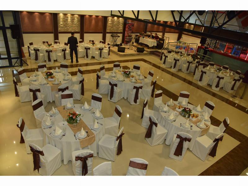 Club Restoran Soalesa za proslave