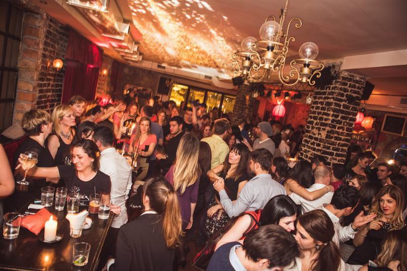Bar Ben Akiba New Year's Eve