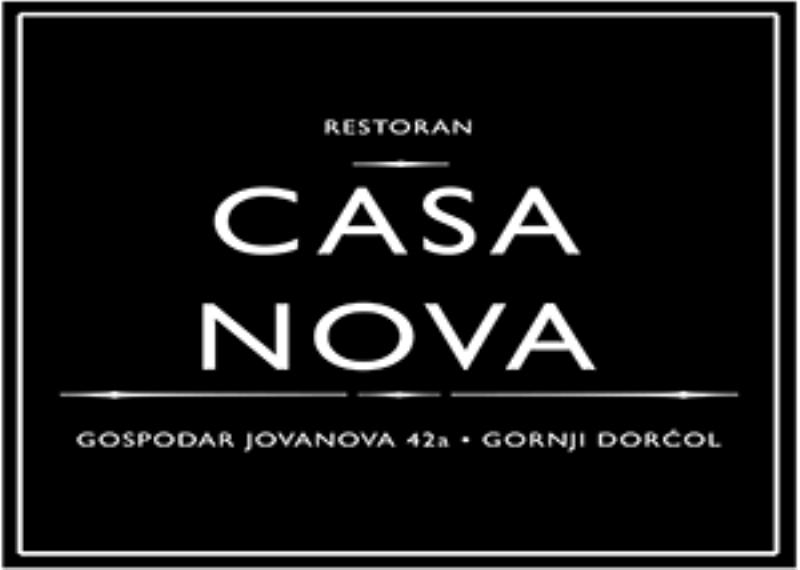 Restoran Casa Nova