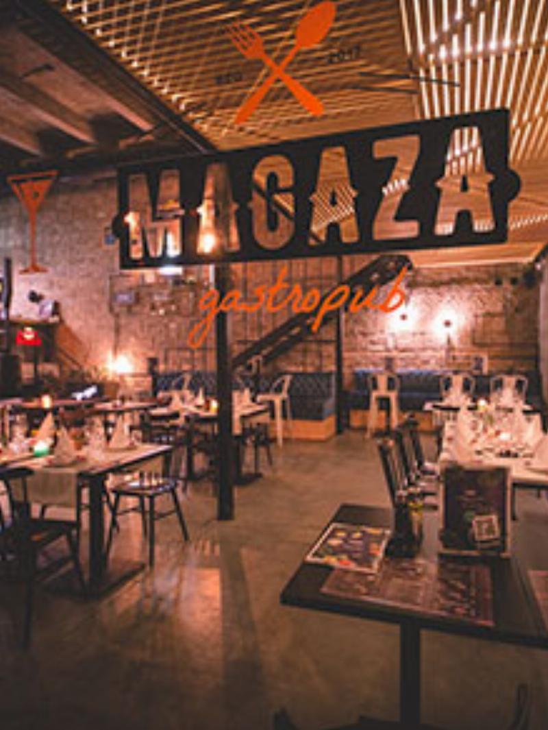 Restoran Magaza Nova godina
