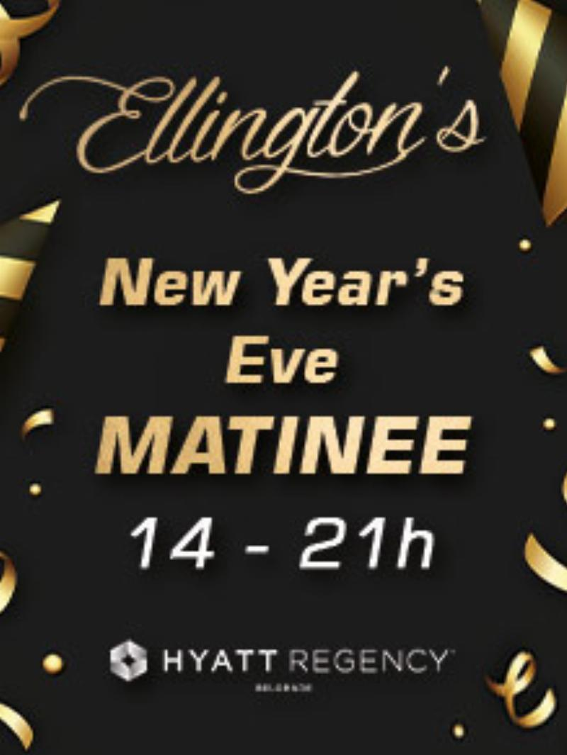 Klub Ellington's Bar Matinee