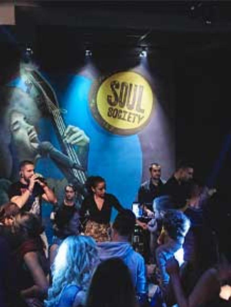Klub Soul Society Nova godina