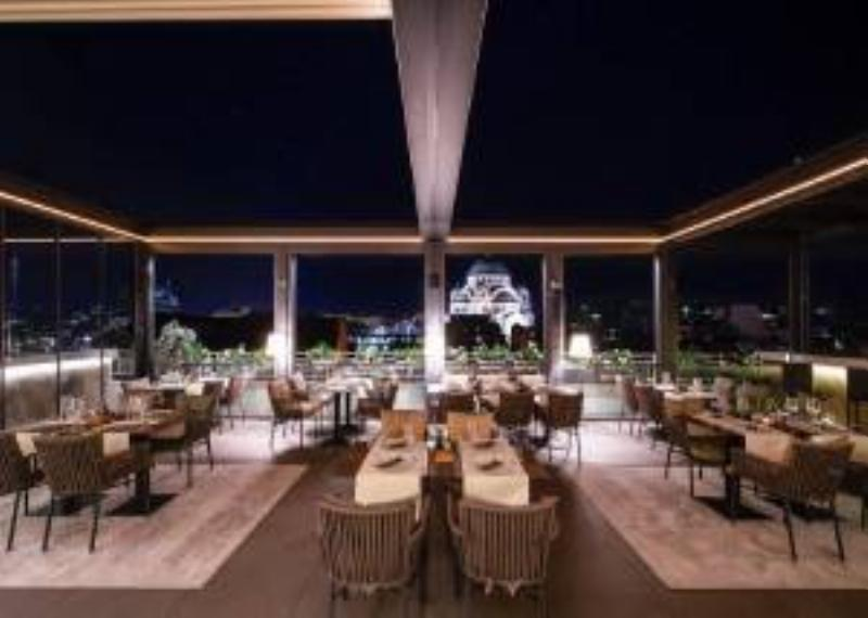 Restoran The View