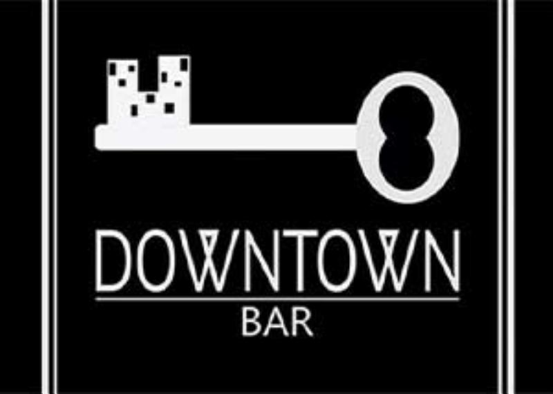 Downtown bar