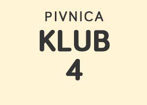 Pivnica Klub 4