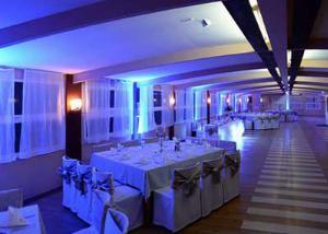 Brod restoran Jahting club Kej za svadbe i proslave