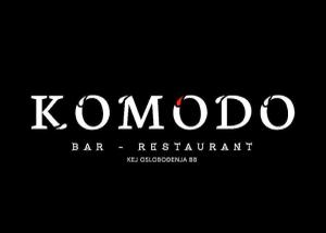 Splav Komodo
