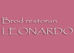 Brod restoran Leonardo
