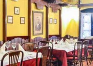 Restoran Tri Šešira Nova godina