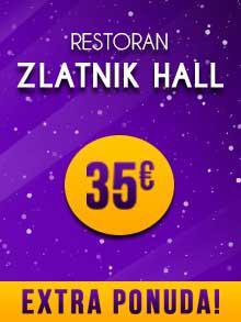 Restoran Zlatnik Hall Nova godina Kuda Veceras