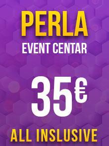 Perla Event Hall Docek Nove godine Kuda Veceras