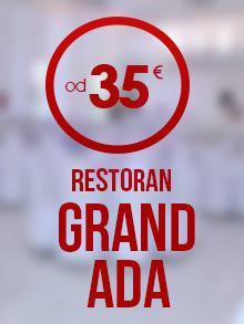 Restoran Grand Ada Nova godina Kuda Veceras