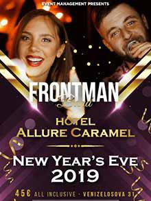 Hotel Allure Caramel Nova godina Kuda Veceras
