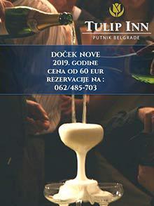 Hotel Tulip Inn Nova godina Kuda Veceras