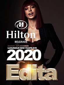 Hotel Hilton Nova godina Kuda Veceras