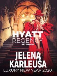 Hotel Hyatt Doček Nove godine Kuda Veceras