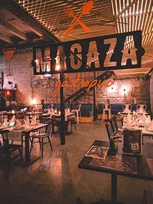 Restoran Magaza Nova godina Kuda Veceras