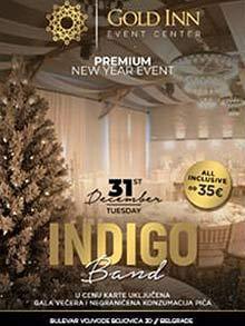 Event Centar Gold Inn Nova godina Kuda Veceras