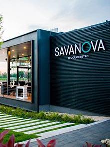 Restoran SavaNova Doček Nove godine Kuda Veceras