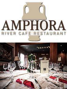 Restoran Amphora Nova godina Kuda Veceras