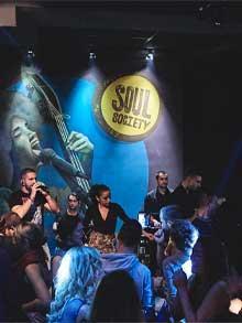 Klub Soul Society Nova godina Kuda Veceras